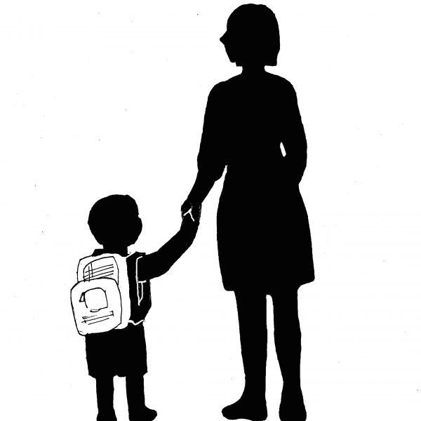Love The Mother Child Silhouette: Single Parents' Stories